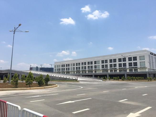Giao thông kết nối Bến xe Miền Đông mới đã hoàn thiện Ảnh 1