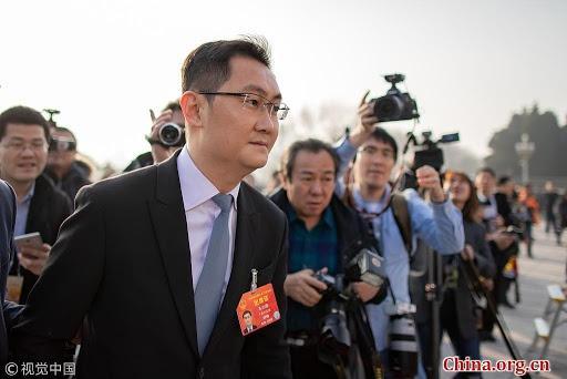 10 điều thú vị về tỷ phú Trung Quốc từng soán ngôi Jack Ma Ảnh 10