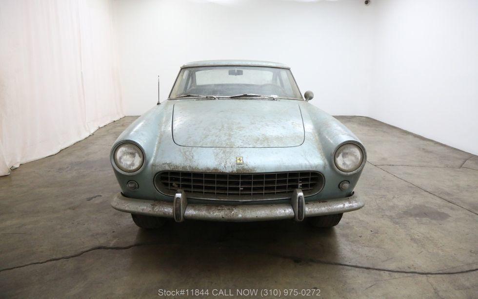 Xe cổ Ferrari bị bỏ xó 40 năm rao giá hơn 6 tỷ Ảnh 5