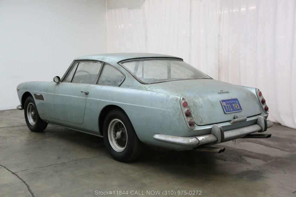 Xe cổ Ferrari bị bỏ xó 40 năm rao giá hơn 6 tỷ Ảnh 8