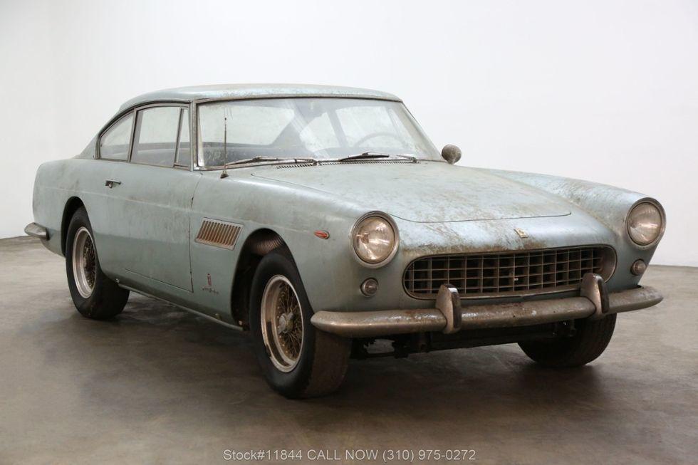 Xe cổ Ferrari bị bỏ xó 40 năm rao giá hơn 6 tỷ Ảnh 4