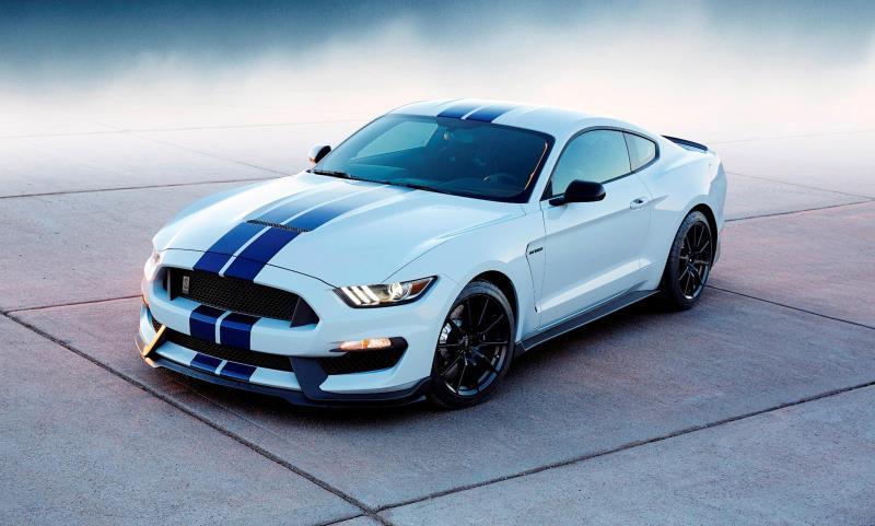 Ford chuẩn bị 'khai tử' Mustang Shelby GT350 Ảnh 3