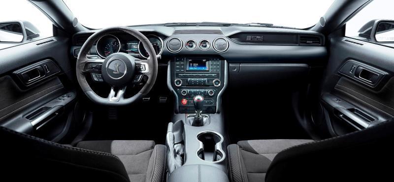 Ford chuẩn bị 'khai tử' Mustang Shelby GT350 Ảnh 4