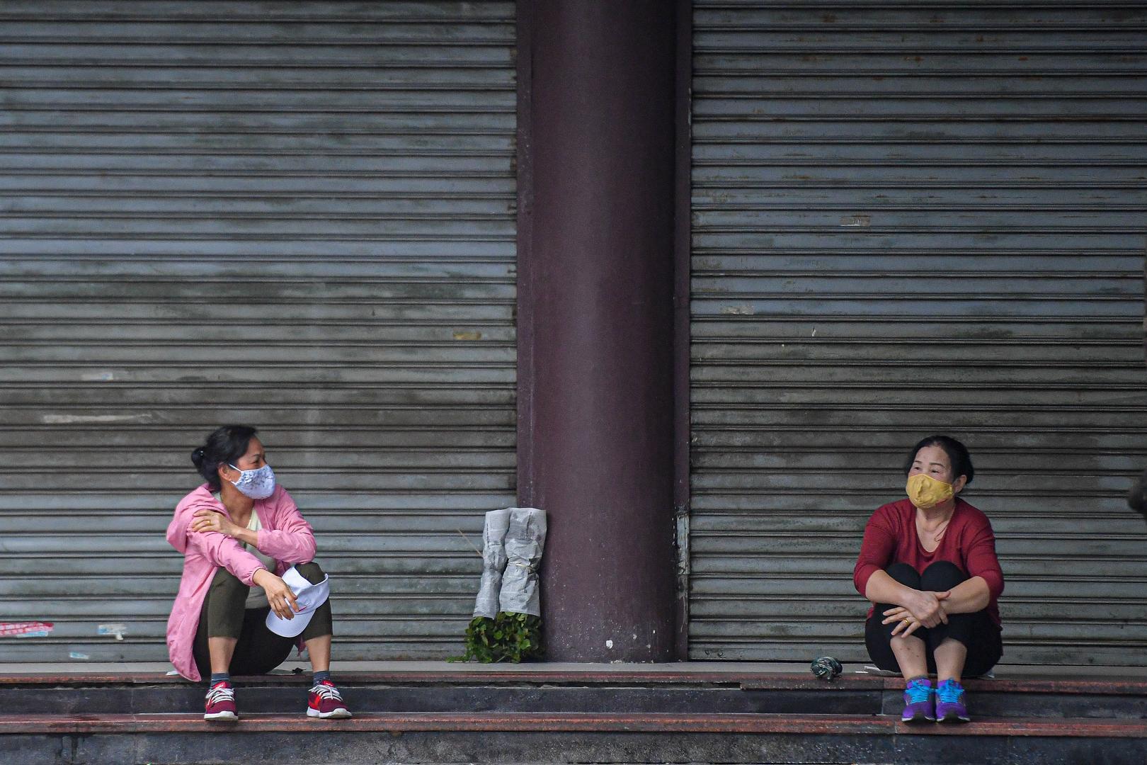 Nhịp sống tại Hà Nội dần trở lại sau nới lỏng cách ly xã hội Ảnh 4