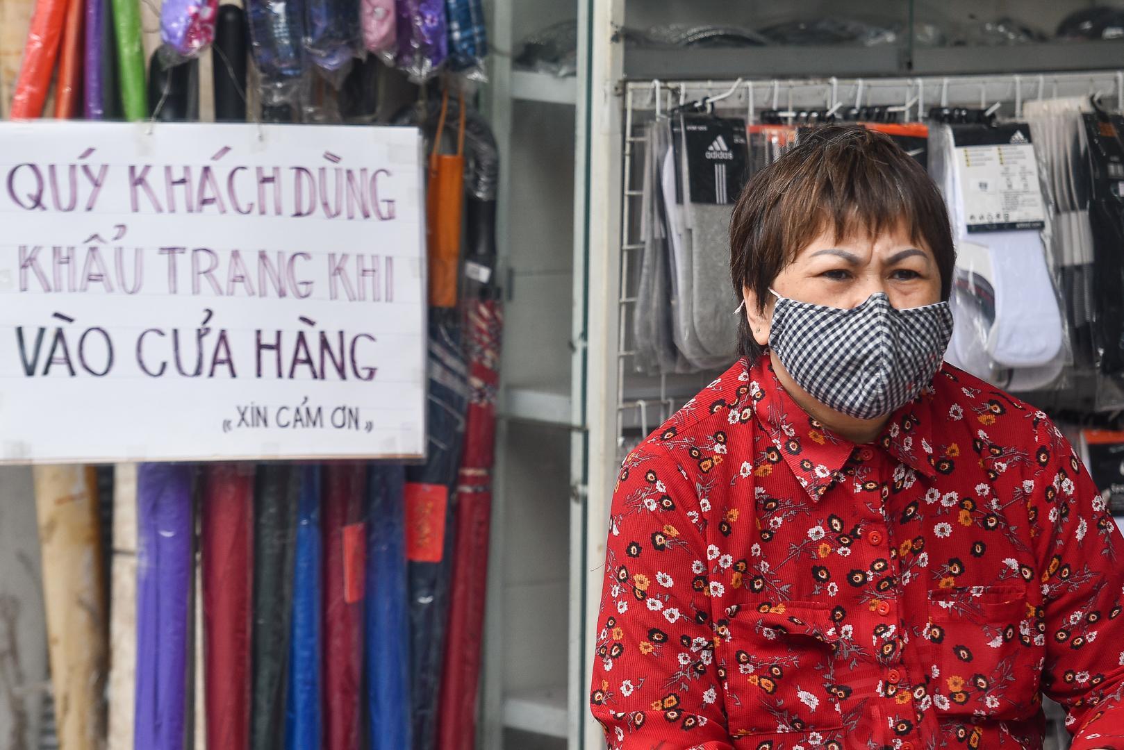 Nhịp sống tại Hà Nội dần trở lại sau nới lỏng cách ly xã hội Ảnh 7