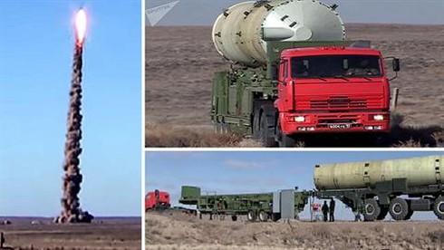 Nga 'trình làng' hệ thống Nudol - Siêu vũ khí đánh chặn vệ tinh Ảnh 2