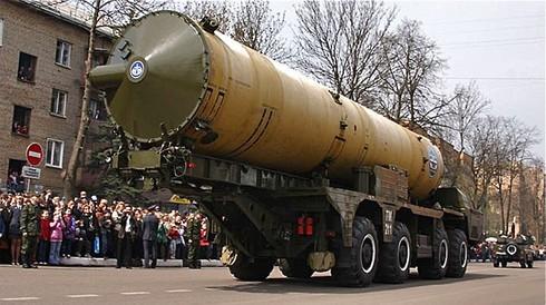Nga 'trình làng' hệ thống Nudol - Siêu vũ khí đánh chặn vệ tinh Ảnh 3