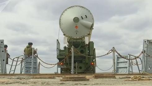 Nga 'trình làng' hệ thống Nudol - Siêu vũ khí đánh chặn vệ tinh Ảnh 4