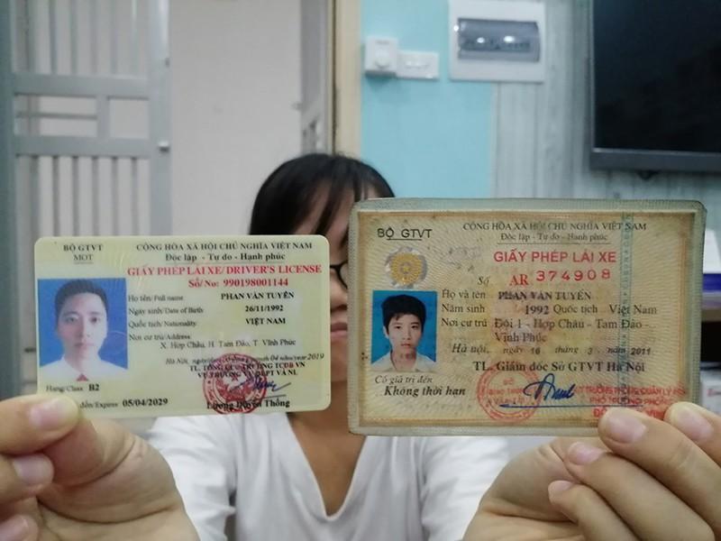 Bộ Công an đề xuất phân loại 17 hạng giấy phép lái xe Ảnh 2