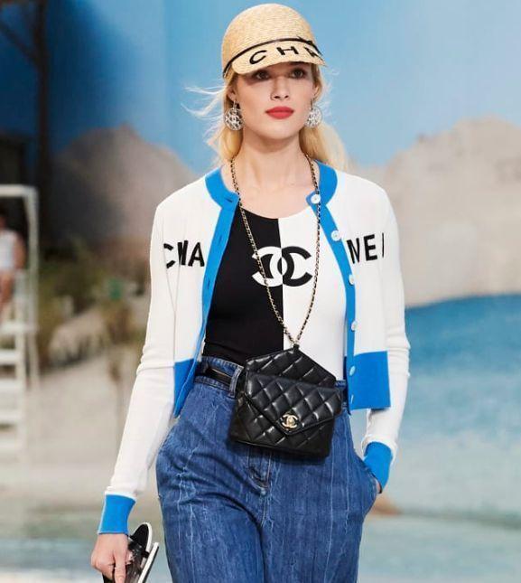 Nữ chính 'Quân vương bất diệt' mặc đồ Chanel sang chảnh như người mẫu Ảnh 15