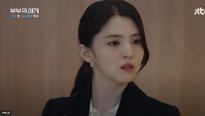 'Thế giới hôn nhân' tập 10: Tiểu tam Yeo Da Kyung nhận quả báo khi đối mặt với cảnh hôn nhân đồng sàng dị mộng Ảnh 1