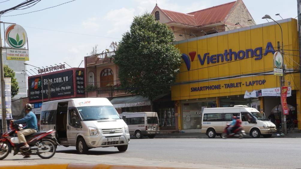 Tai nạn giao thông ở Lâm Đồng có giảm sau khi xử lý nhiều bến cóc, xe dù? Ảnh 1