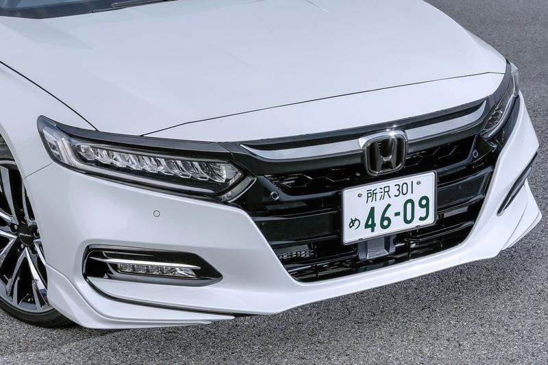 Hình ảnh Honda Accord 2020 thể thao hơn với gói độ JDM Ảnh 2