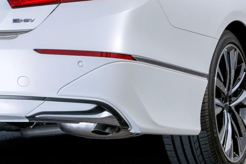 Hình ảnh Honda Accord 2020 thể thao hơn với gói độ JDM Ảnh 10