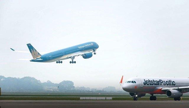 Vietnam Airlines Group tăng tần suất các đường bay nội địa Ảnh 1