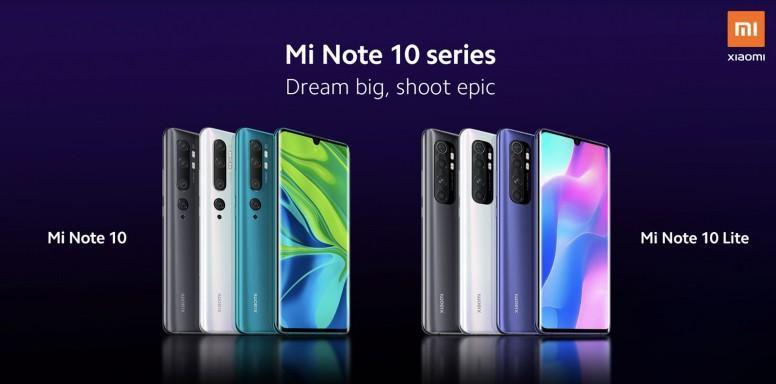 Xiaomi Mi Note 10 Lite sẽ ra mắt vào ngày mai 30/4 Ảnh 1