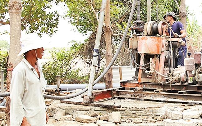 Nguy cơ thiếu nước sản xuất vụ hè thu, vụ mùa Ảnh 1