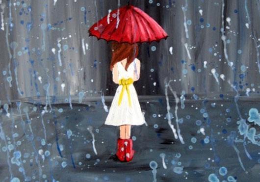 Ký ức về những cơn mưa Ảnh 1