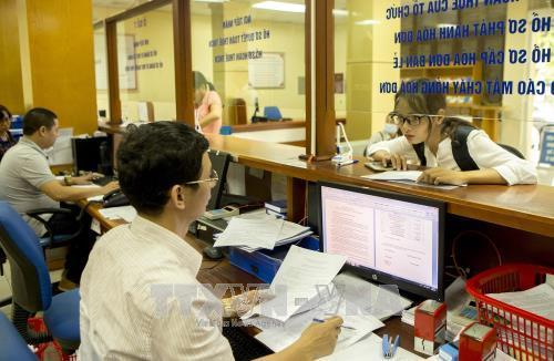 Cơ quan thuế nhận Giấy đề nghị gia hạn nộp thuế đến hết ngày 30/7 Ảnh 1