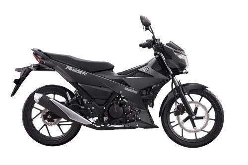 Bảng giá xe máy Suzuki tháng 5/2020 Ảnh 1