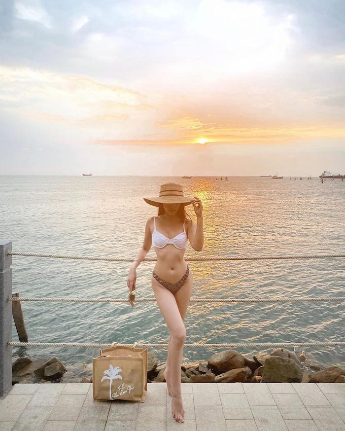 Á hậu Tường San khoe body 'nóng rẫy' với bikini xứng danh Top 8 Miss International Ảnh 7