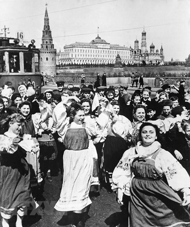 Chiến thắng phátxít Đức: Thiên anh hùng ca chói lọi Ảnh 3