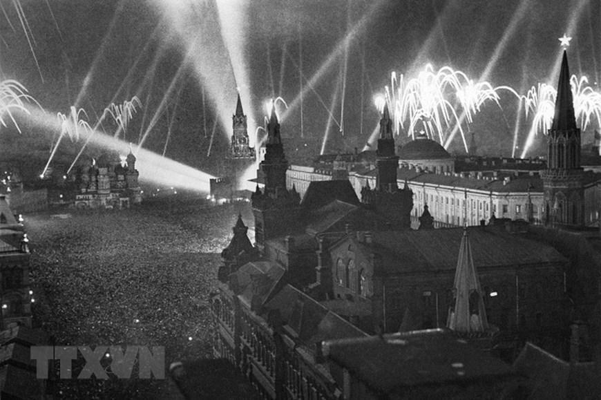 Chiến thắng phátxít Đức: Thiên anh hùng ca chói lọi Ảnh 15