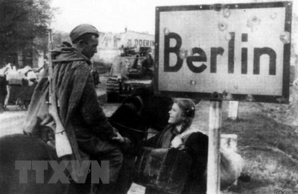 Chiến thắng phátxít Đức: Thiên anh hùng ca chói lọi Ảnh 24