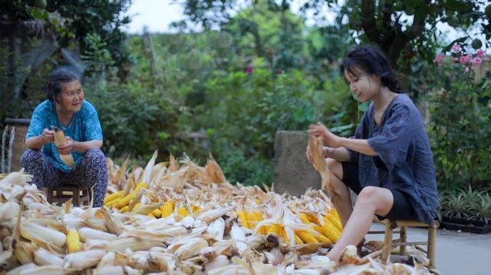 Không phải Lý Tử Thất, đây mới là vlogger nữ Trung Quốc có thu nhập cao nhất YouTube Ảnh 7