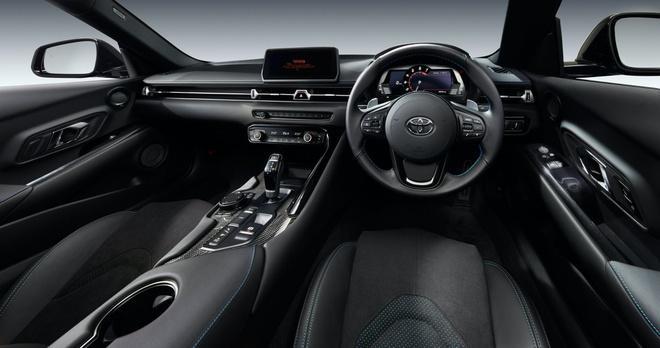 Toyota Supra bản đặc biệt chỉ có tại Nhật Bản Ảnh 4