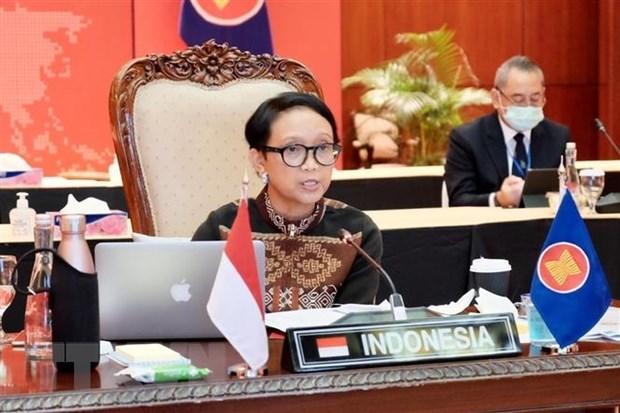 Indonesia triệu Đại sứ Trung Quốc về cái chết của 4 thuyền viên Ảnh 1