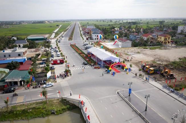 Khởi công 2 tuyến đường nối với đường ven biển ở Hải Phòng Ảnh 1