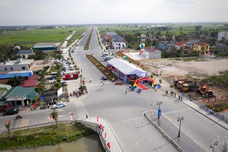 Khởi công 2 tuyến đường nối với đường ven biển ở Hải Phòng Ảnh 2