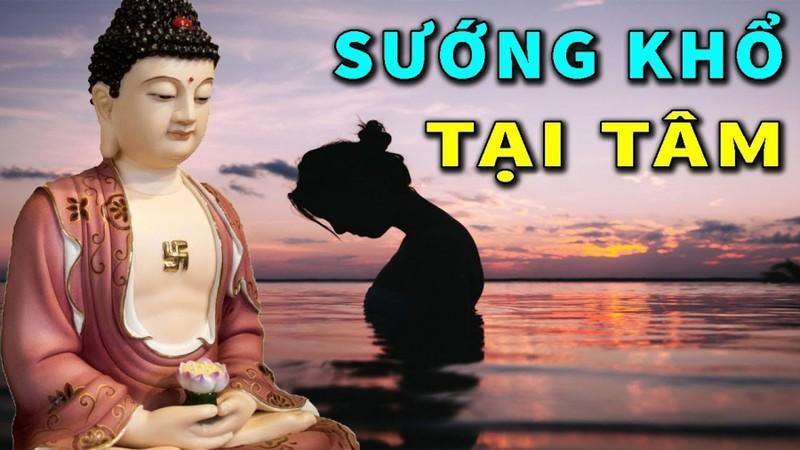 Phật dạy: 3 cách sống đơn giản giúp hạnh phúc từ tâm hồn đến diện mạo Ảnh 1