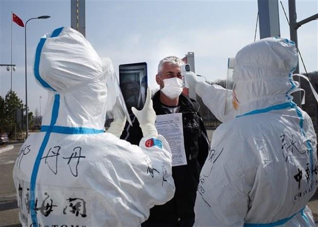Trung Quốc nâng mức cảnh báo dịch COVID-19 tại thành phố Thư Lan Ảnh 1
