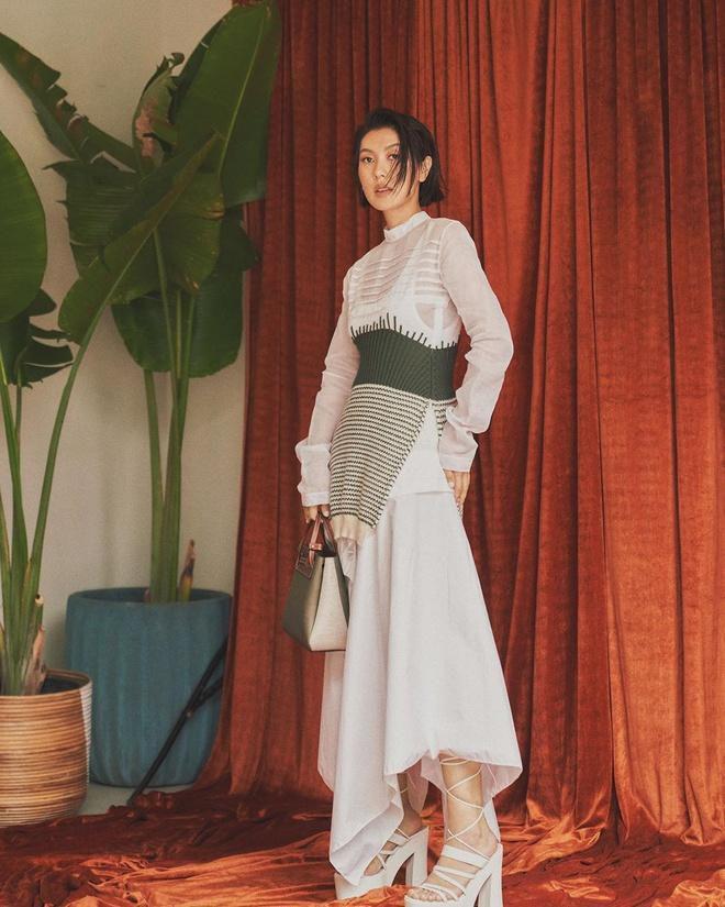 Dàn fashionista có ngoại hình trẻ trung, phong cách sang chảnh Ảnh 11