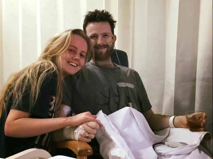 Chuyện tình rơi nước mắt của chú rể ung thư, qua đời sau 3 ngày kết hôn Ảnh 5