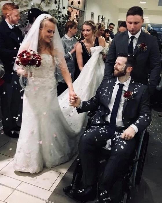 Chuyện tình rơi nước mắt của chú rể ung thư, qua đời sau 3 ngày kết hôn Ảnh 4