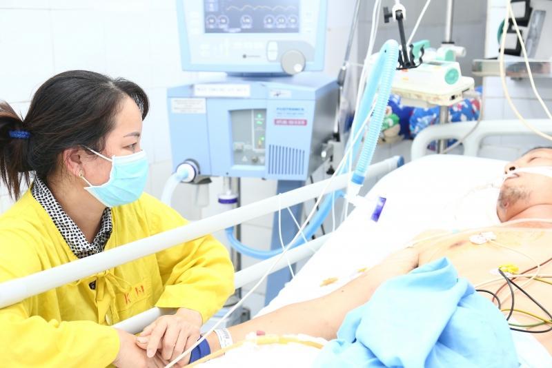 Kêu gọi hiến máu B Rh(-) cứu sống người bệnh tai nạn nguy kịch Ảnh 1