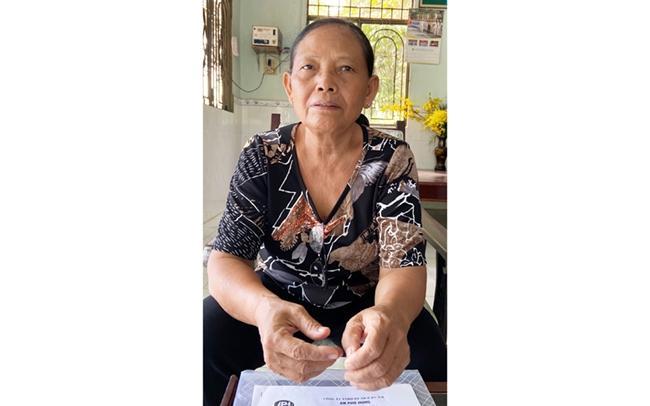 Người phụ nữ có uy tín trong đồng bào Khmer Ảnh 1
