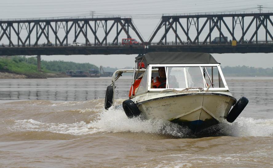 Giao thông đường thủy trước mùa mưa bão: Sẵn sàng phương án an toàn Ảnh 2