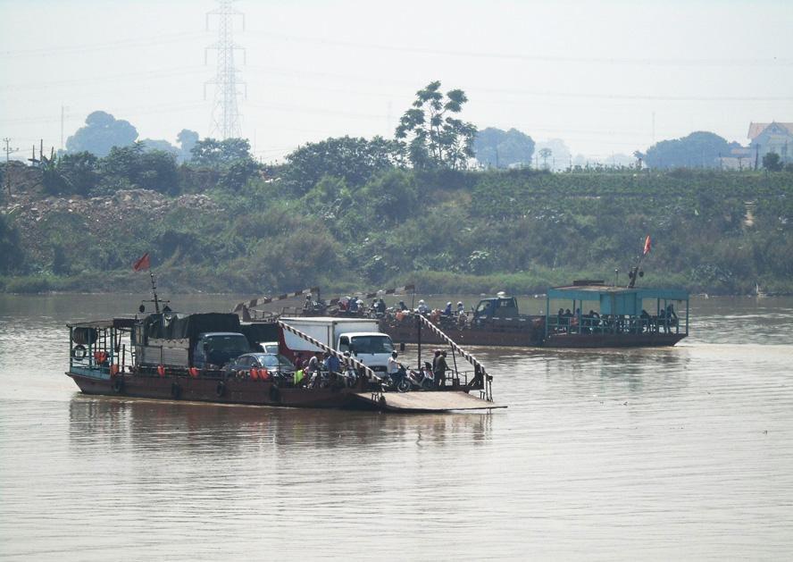 Giao thông đường thủy trước mùa mưa bão: Sẵn sàng phương án an toàn Ảnh 1