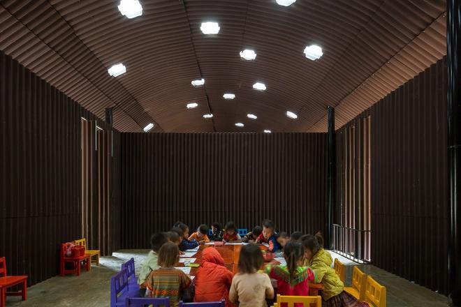 Trường mầm non ở Sơn La lọt top 10 dự án kiến trúc thế giới Ảnh 6
