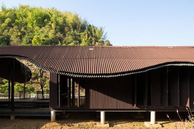 Trường mầm non ở Sơn La lọt top 10 dự án kiến trúc thế giới Ảnh 5