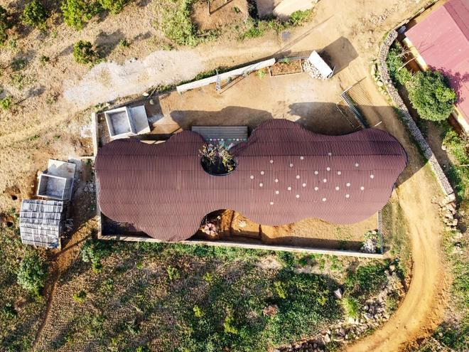 Trường mầm non ở Sơn La lọt top 10 dự án kiến trúc thế giới Ảnh 9