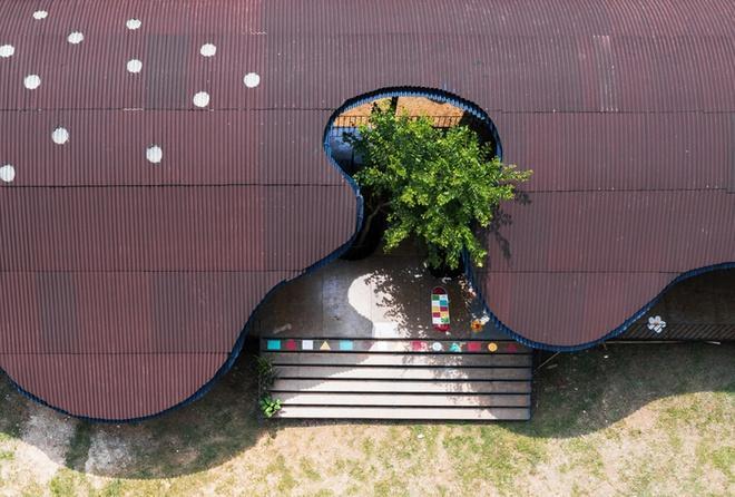 Trường mầm non ở Sơn La lọt top 10 dự án kiến trúc thế giới Ảnh 7