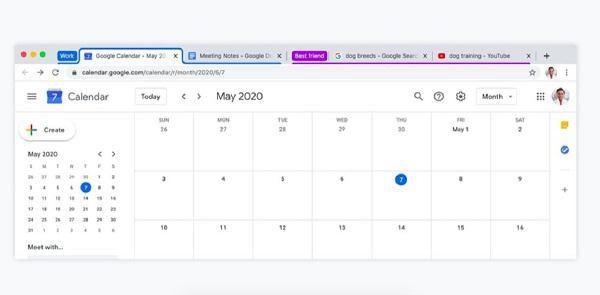 Google Chrome giới thiệu tính năng nhóm tab để sắp xếp nhiều tab Ảnh 1