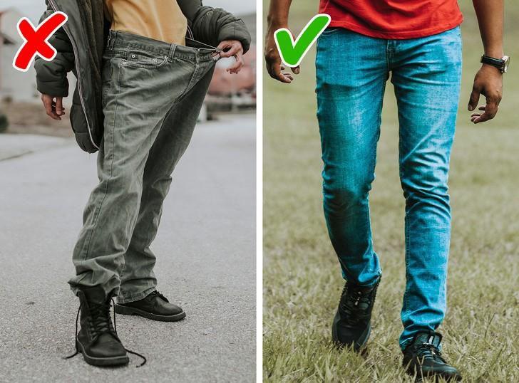 10 lỗi trang phục phổ biến nam giới hay mắc phải (P1) Ảnh 3