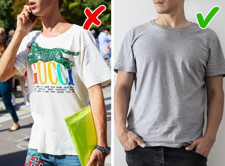 10 lỗi trang phục phổ biến nam giới hay mắc phải (P1) Ảnh 2