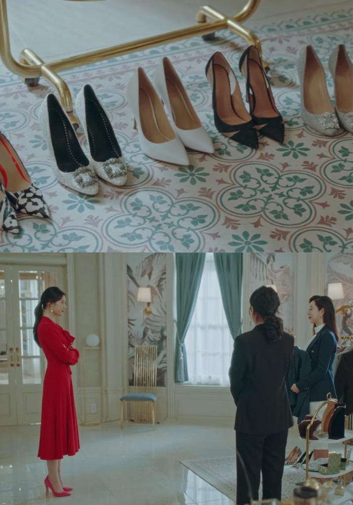 Cứ xem phim Hàn là kiểu gì chị em cũng bắt gặp mẫu giày cao gót 'chanh sả' mà siêu hack dáng này Ảnh 11